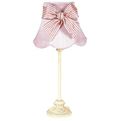 Jubilee Collection Small Leaf Scroll Lamp