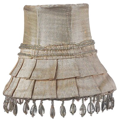 Jubilee Collection Skirt Dangle Chandelier Shade
