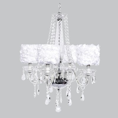 Middleton 4 Light Drum Chandelier