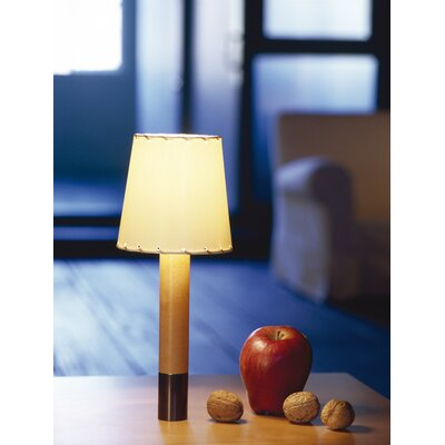 "Santa & Cole Basica 14.8"" H Table Lamp with Empire Shade"