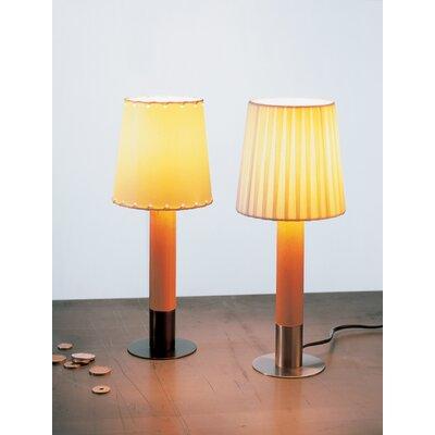 "Santa & Cole Basica Minima 11.8"" H Table Lamp with Empire Shade"