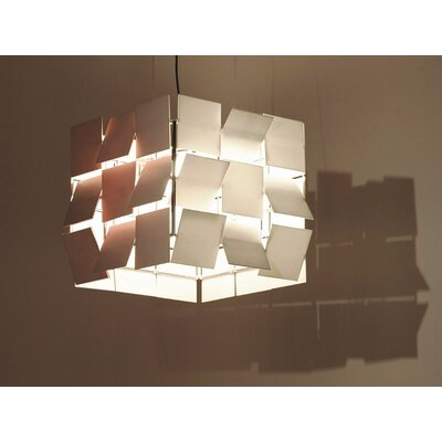 Santa & Cole Cubrik Suspension Light