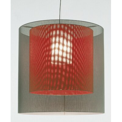 Santa & Cole Moare Drum Pendant Light