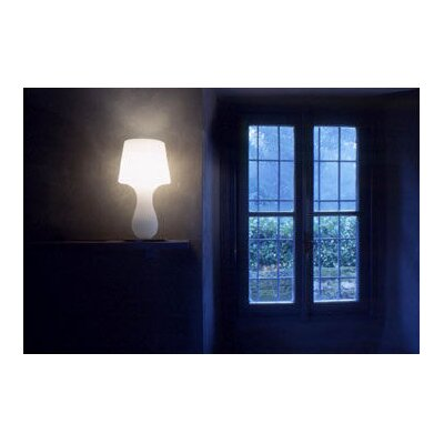 """Produzione Privata Fata 19..6"""" H Table Lamp with Empire Shade"""