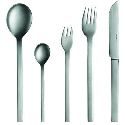 mono Mono-A 20 Piece Flatware Set by Peter Raacke