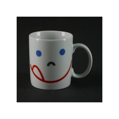 mono Mono Kids Porcelain Mug with Smile Child's by Mikaela Dörfel