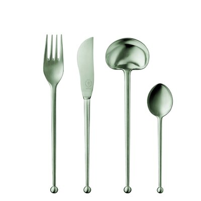 POTT 86 Collection Silver 20 Piece Flatware Set
