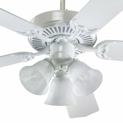 "Quorum 52"" Capri 5 Blade Ceiling Fan"