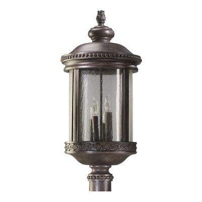 Quorum Dauphine 4 Light Post Lantern