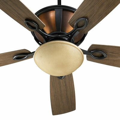 "Quorum 52"" Stanton 5 Blade Patio Ceiling Fan"