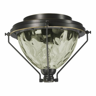 Quorum Adirondacks 1 Light Patio Ceiling Fan Light Kit