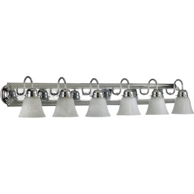 Quorum 6 Light Vanity Light