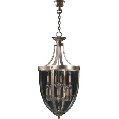 Quorum Aslan 12 Light Large Pendant
