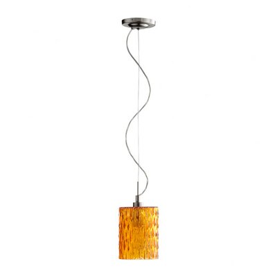 Quorum Transitional 1 Light Pendant
