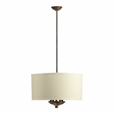 Quorum Telluride 5 Light Drum Pendant