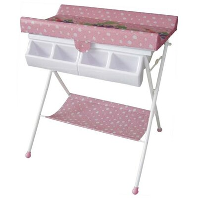 Baby Diego Bathinette Foldable Bathtub and Changer Combo