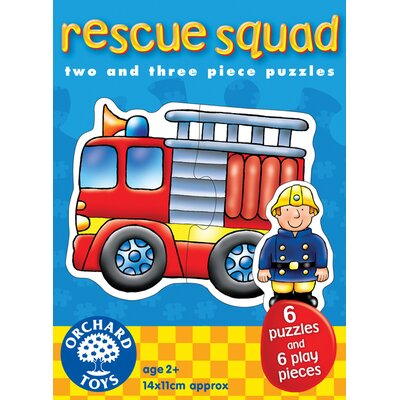 The Original Toy Company Rescue Squad Puzzle