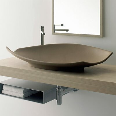 Scarabeo by Nameeks Kong 90 Above Counter Bathroom Sink