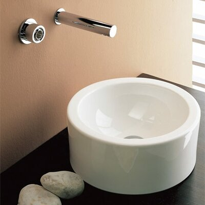 Giove Above Counter Bathroom Sink - Art. 8034