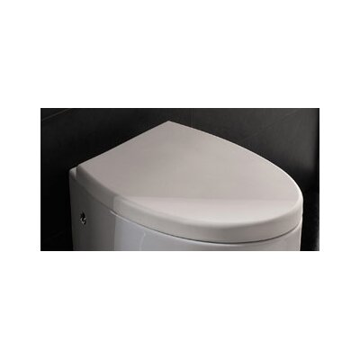 Zefiro Chromed Kit Toilet Seat Cover