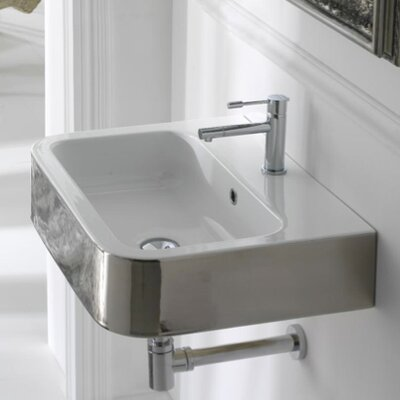 Next Wall Mount Bathroom Sink - 8308