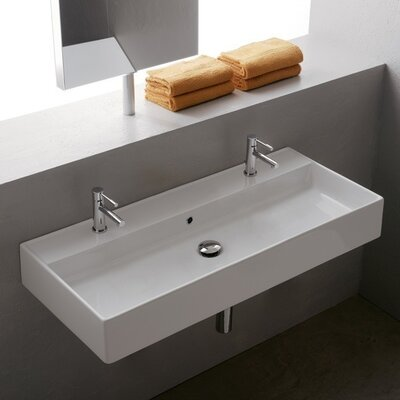 Teorema Bathroom Sink - Scarabeo 8031/R-100