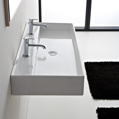 Teorema Bathroom Sink - Scarabeo 8031/R-120