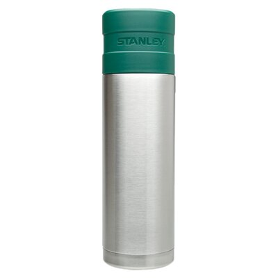 24 Oz Steel Vacuum Bottle