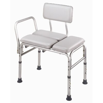 Padded Adjustable Transfer Bench
