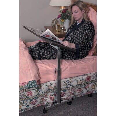 Briggs Healthcare HD Over Bed Table Tilt Top Table
