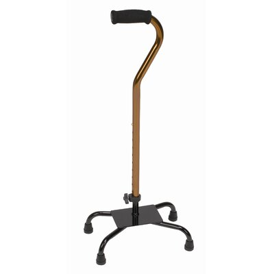Mabis Healthcare, Inc. Large Base Quad Cane (Set of 2)