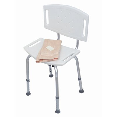 Briggs Healthcare HealthSmart Bath Seat with Backrest