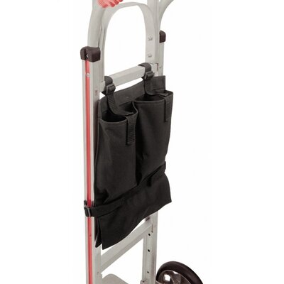 Magline, Inc. Two Wheel Folding Hand Truck with Optional Accessories
