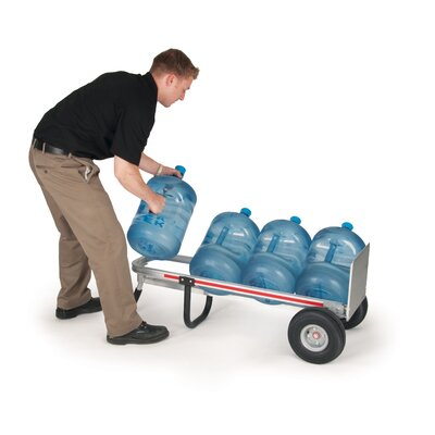 Magline, Inc. Trayless Bottled Water Hand Truck