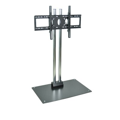 "H. Wilson Company Fixed Floor Stand Mount for 32"" - 60"" Flat Panel Screens"