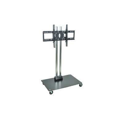 "H. Wilson Company 44"" Flat Mobile Flat Panel Display Stand (For Screens 32"" - 60"")"