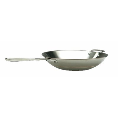 "All-Clad Copper Core 14"" Open Stir Fry Pan"