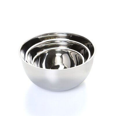 All-Clad 3-Piece Mixing Bowl Set