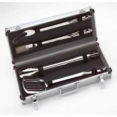 All-Clad 5-Piece Barbecue Tool Set