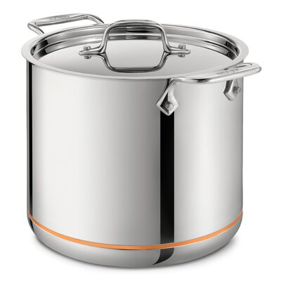 All-Clad Copper Core 7-qt. Stock Pot with Lid