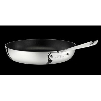 Stainless Steel Non-Stick French Skillet