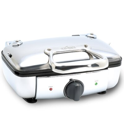 All-Clad Electrics 2-Slice Belgian Waffle Maker