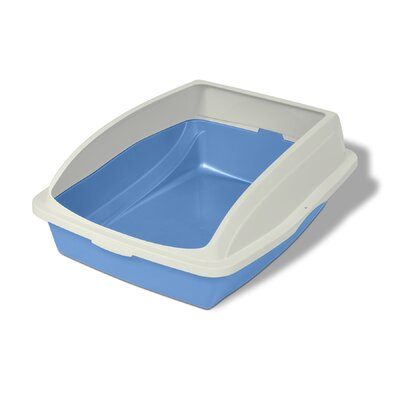 Van Ness Large Framed Cat Litter Pan