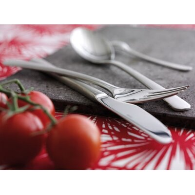 Gense Steel Line 5 Piece Flatware Set