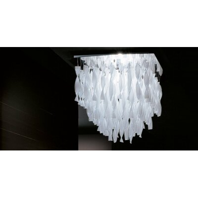 Axo Light Avir Large Semi Flush Mount