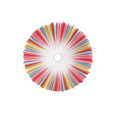 Muse Multicolor Ceiling Light (E26 Fluorescent)