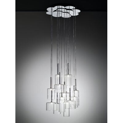 Axo Light Spillray 12 Light Chandelier
