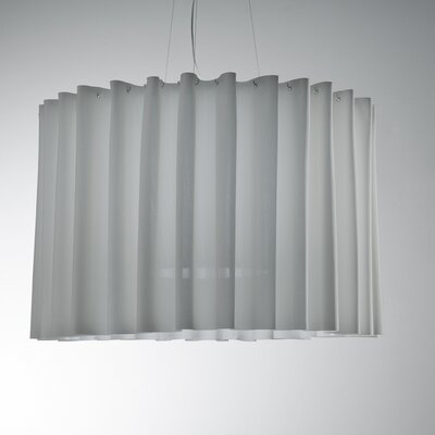 Axo Light Skirt Single Tier Drum Pendant (Incandescent)