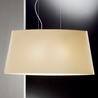 Axo Light Slight 2 Light Drum Pendant