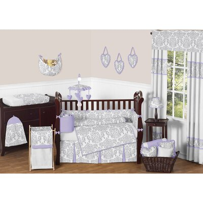 Elizabeth Crib Bedding Collection